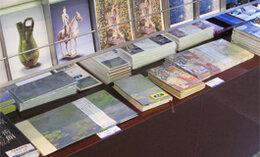ふすま地ブックカバーのサンプル画像