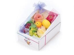 果物、フルーツギフト包装にのサンプル画像