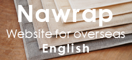 Nawrap website for overseas