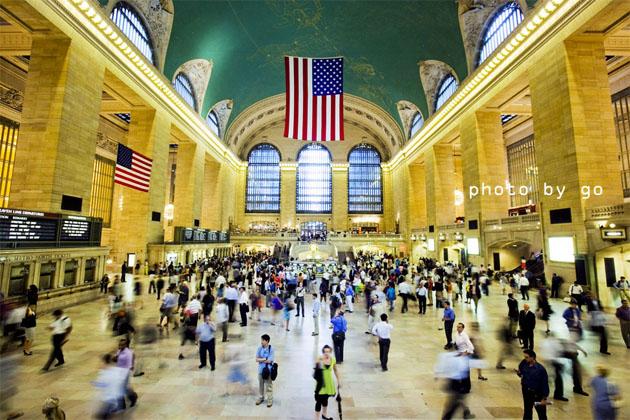 NYグランドセントラル駅